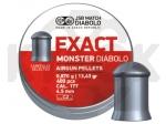 Пули JSB Monster Exact Diabolo 0,87 гр - 400 шт.
