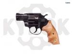 Револьвер флобера Alfa 420 (чёрный,дерево)