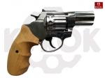 Револьвер Ekol 2.5 Chrome с буковой рукоятью