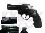 Револьвер Ekol 3 black с прицельной планкой