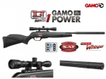 Gamo Black Bull IGT пневматическая винтовка