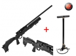 Hatsan HERCULES РСР винтовка с насосом