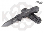 Нож Walther Black Tac