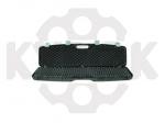 Кейс Megaline 110x25x11 пластиковый,черный,клипсы