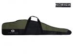 Чехол Norica черный/олива для винтовок с оптическим прицелом