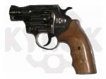 Револьвер флобера Alfa 420 (никель, дерево)