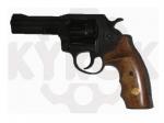 Револьвер флобера Alfa 440 (черный, дерево)