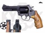 Револьвер Kora Brno 4mm RL 4 чёрный дер.