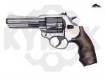 Револьвер Kora Brno 4mm RL 4 хром,дер.