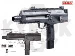 Пистолет-пулемёт Steel Storm