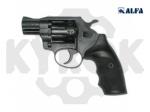 Револьвер флобера Alfa 420 (чёрный,пластик)