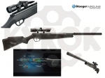 Винтовка Stoeger X20 Suppressor Combo с прицелом 4х32GGR Illumin