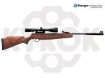 Пневматическая винтовка Stoeger X20 Wood Stock с прицелом 3-9х40