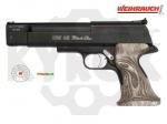Пневматический пистолет Weihrauch HW 45 Black Star
