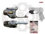 Лазерный целеуказатель для пистолета PPK/S