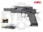 Пистолет Tanfoglio Gold Custom KWC Blowback