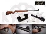 Пневматическая винтовка SPA GS750 с прицелом