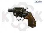 Револьвер Флобера Alfa 420 Compact хром