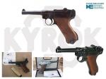 Стартовый пистолет ME Luger P-08 9мм.
