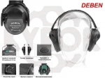 Наушники Deben Slim Electronic DS4121