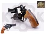 Safari РФ431  буковая рукоять Револьвер Флобера