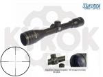 Оптический прицел Hawke Sport HD 4x32 AO (Mil Dot)