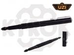 Тактическая ручка UZI TACPEN 5 Glassbreaker Black