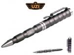 Тактическая ручка UZI TACPEN 7 Glassbreaker Gun Metal