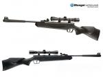 Пневматическая винтовка Stoeger X5 Synthetic Combo 4х32