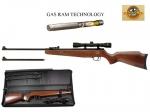 Пневматическая винтовка Beeman Grizzly X2 Gas Ram 4х32