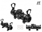 Коллиматор NcStar 30mm Red 4 Reticle Black