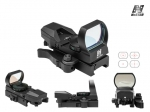 Коллиматор NcStar Red 4 Reticle QR Mount