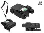 Лазерный целеуказатель NcStar 4 Color NAV LED