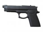 Пистолет тренировочный, резиновый