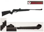 Пневматическая винтовка ASIL Black
