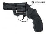 "Револьвер флобера STALKER 2,5"" syntetic"