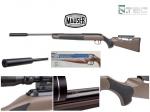 Пневматическая винтовка Diana Mauser AM03 N-TEC Silencer (глушит