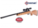 Винтовка Crosman Blaze XT Wood scope 4x32