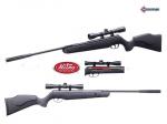 Пневматическая винтовка Crosman F4 NP (RM) scope 4x32