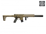 Пневматическая винтовка Sig Sauer Air MCX FDE Sand