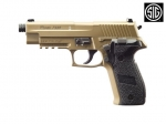 Пневматический пистолет Sig Sauer Air P226F FDE