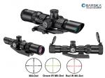 Оптический прицел Barska SWAT-AR Tactical 1-4x28 (IR Mil-Dot R/G