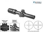Оптический прицел Barska Tactical 1.5-4.5x20 FFP (Mil-Dot)