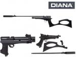 Винтовка - пистолет Diana Chaser Kit CO2