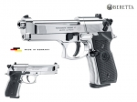Пистолет Beretta M 92 FS chrome