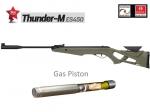 Пневматическая винтовка Ekol Thunder-М Khaki Gas Piston