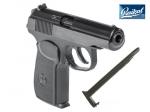 Пистолет Baikal MP-658K Blowback