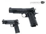 Пистолет Umarex Colt M45 CQBP Black