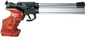 Спортивный немецкий пистолет ROHM Twinmaster TOP - пистолет начального уровня